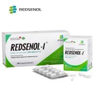 Redsenol-1 Noble Ginsenoside Capsules - Contain 16 Rare Ginsenosides - 20% Rare Ginsenosides - 3 Boxes × 90 Capsules