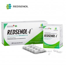 Redsenol-1 Noble Ginsenoside Capsules - Contain 16 Rare Ginsenosides - 20% Rare Ginsenosides - 3 Boxes × 90 Capsules